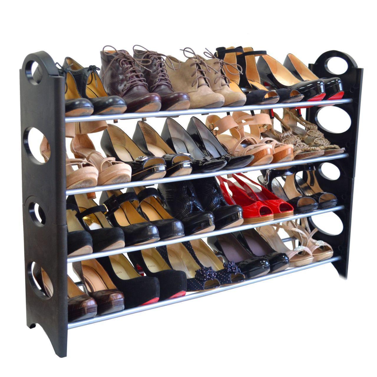 Rangement Chaussures 4 étages Au Maroc