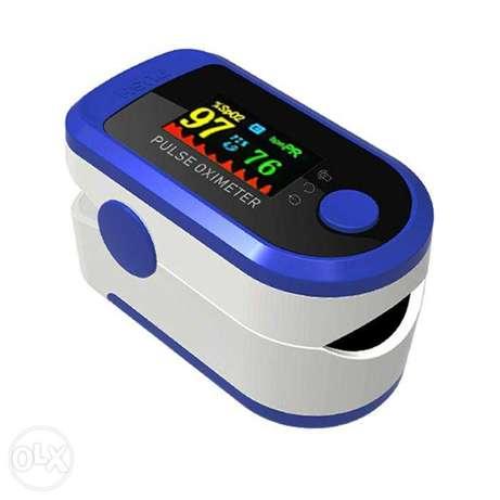 جهاز قياس مستوى الأكسجين في الدم