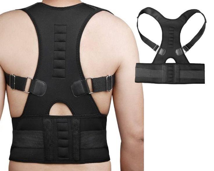 حزام الظهر لتقويم العمود الفقري و استقامة الظهر