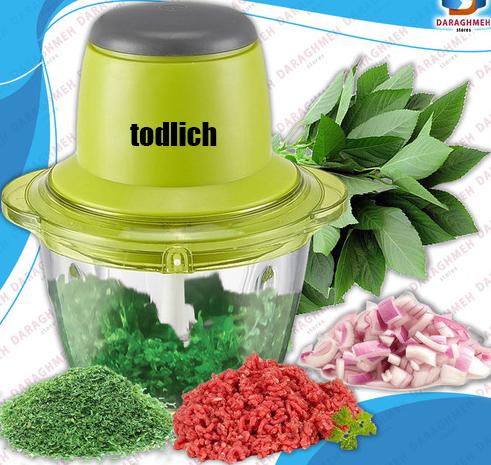 Hachoir Electrique Todlich