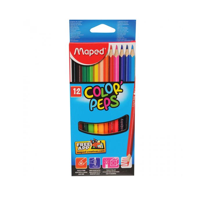 Crayons Maped