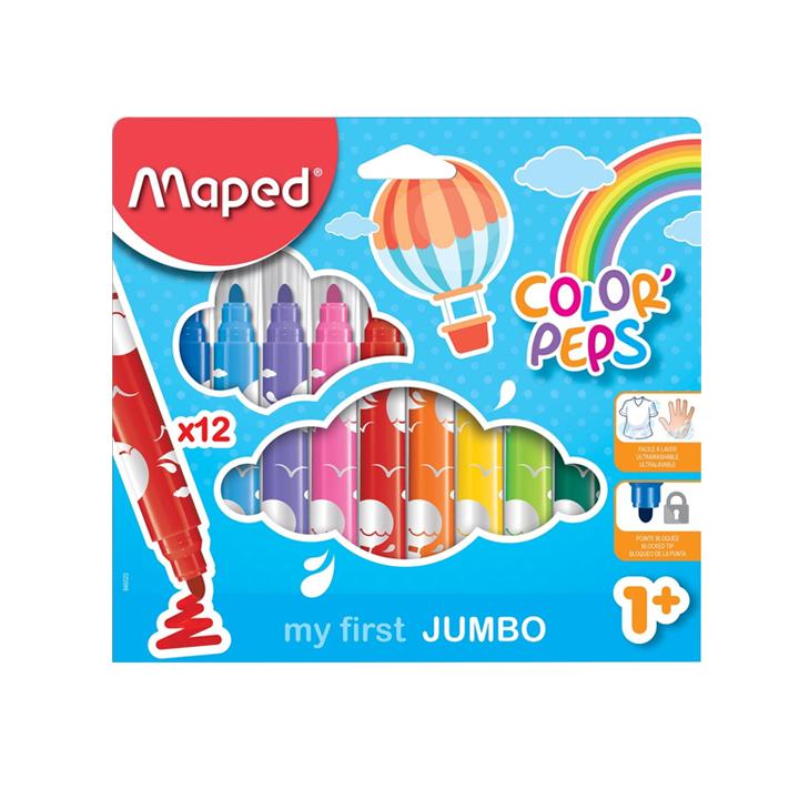feutre Maped Jumbo