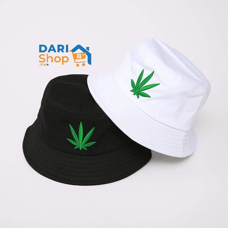 قبعة بوب، مطرزة