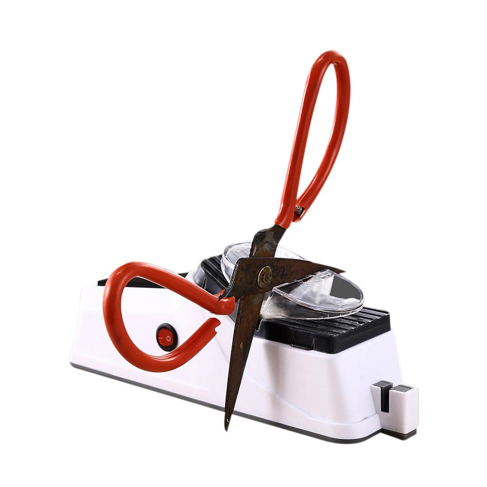 Affûteur de couteaux électrique multifonctionnel