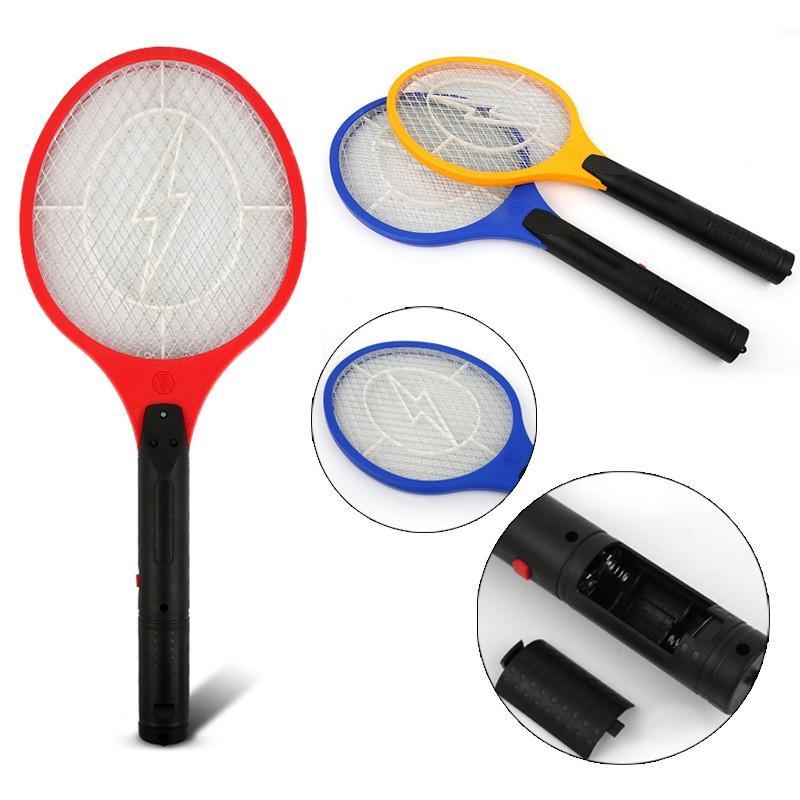 Raquette de moustique rechargeable