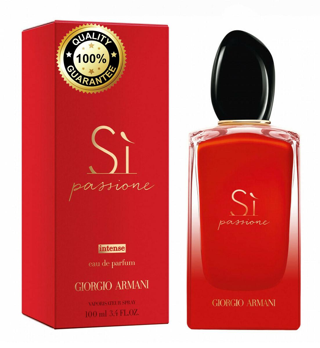 SI PASSIONE - Eau de Parfum de ARMANI