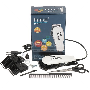 TONDEUSE HTC CT 7108 RECHARGEABLE