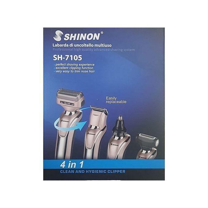 TONDEUSE SHINON SH-7105 4 in 1
