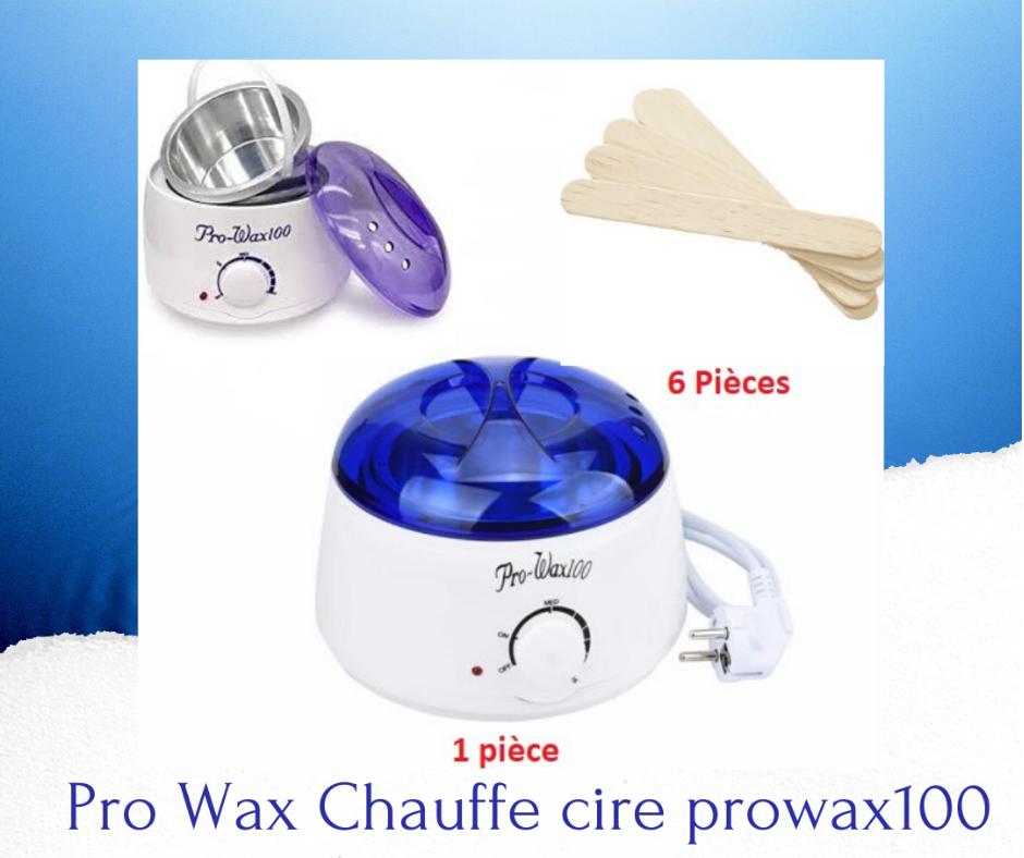 Prowax 100 Machine Professionnelle Chauffe-Cire pour Épilateur Mini SPA