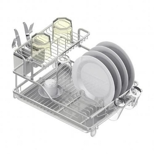 Égouttoir Vaisselle en Aluminium