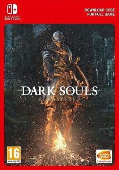 Dark Souls: Remastered (Nintendo Switch) eShop Key EUROPE