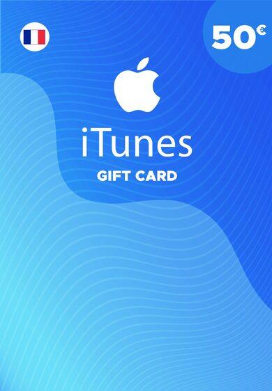 Apple iTunes Gift Card 50 EUR iTunes Key FRANCE