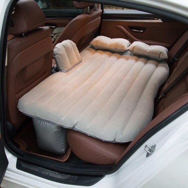 سرير سيارة قابل للنفخ