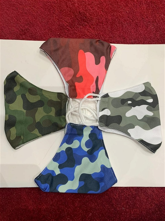 Pack Camouflage Collection