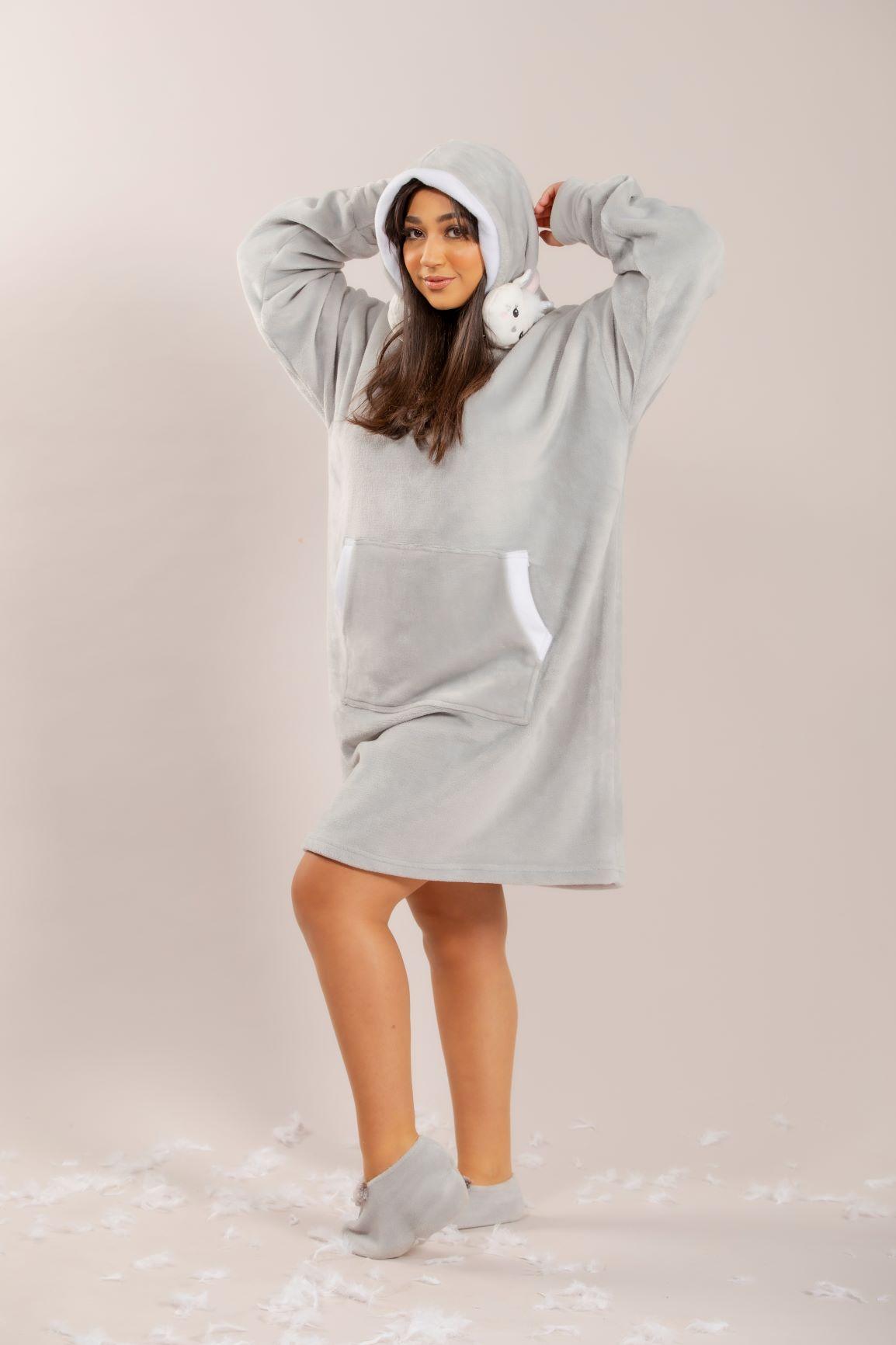 Robe de Maison grise