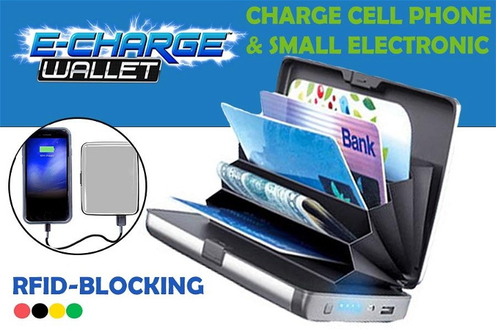 e-charge wallet