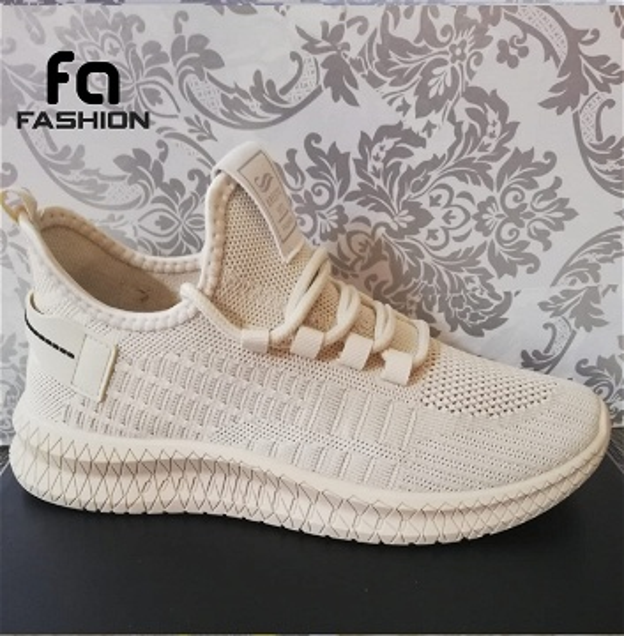 fashion 2021  Nouveau chaussures hommes  décontractées volant tissé maille respirant baskets