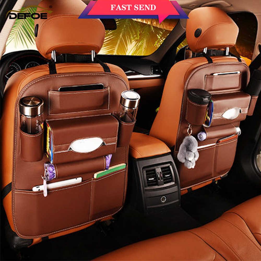 MULTIFUNCTIONAL SEAT STORAGE BAG