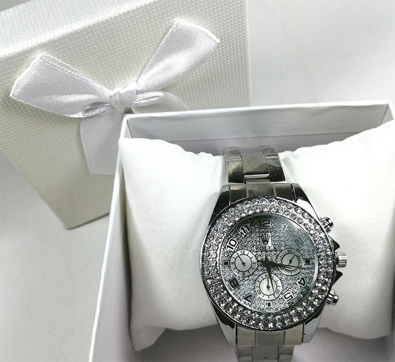 ساعة يدوية نسائية فاخرة من النوع الممتاز