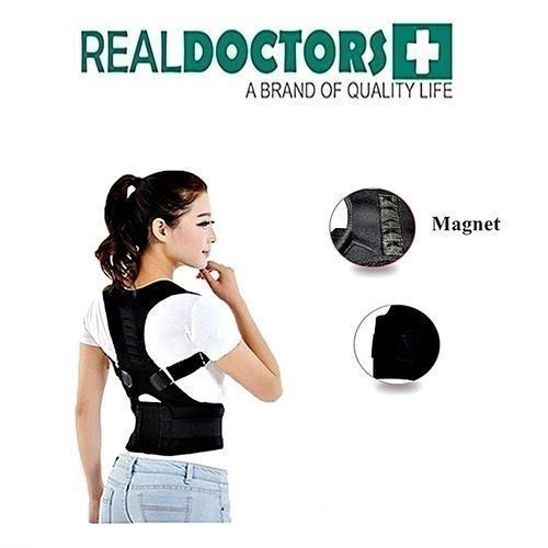 REAL DOCTORS + حزام الظهر الطبي