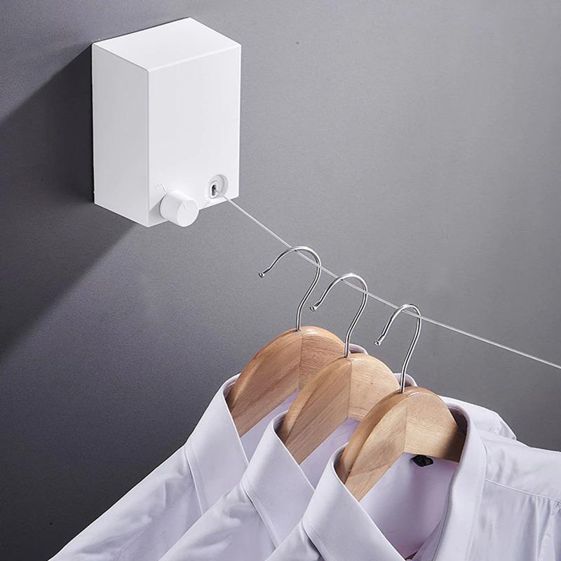 4M حبل الغسيل القابل للسحب على الحائط
