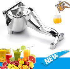 آلة العصير اليدوية العجيبة