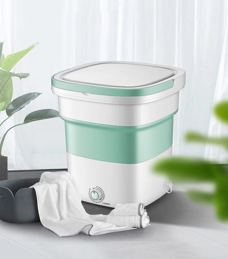Mini machine à laver الة الغسل المحمولة
