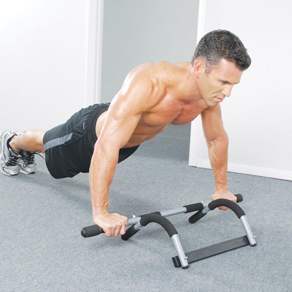 شريط السحب لتطوير اللياقة البدنية - Gym Home Tool Iron Gym