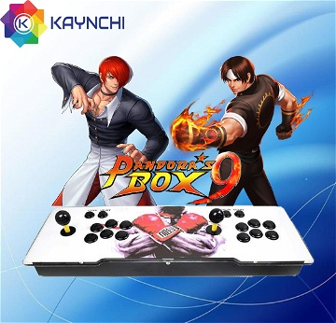 Pandora 9 Retro arcade Box 1699 Jeux