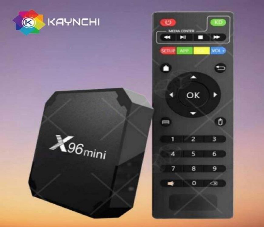 X96 Mini Android 7.1 Smart TV BOX 2 Go 16 Go