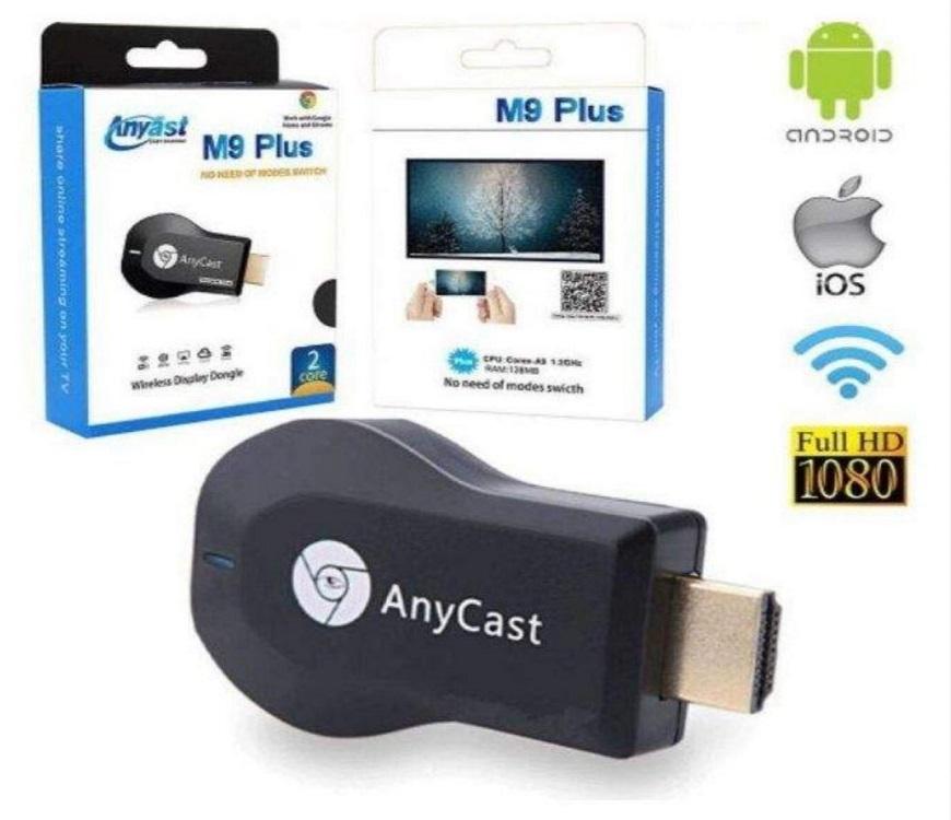 M9 PLUS WiFi HDMI Display