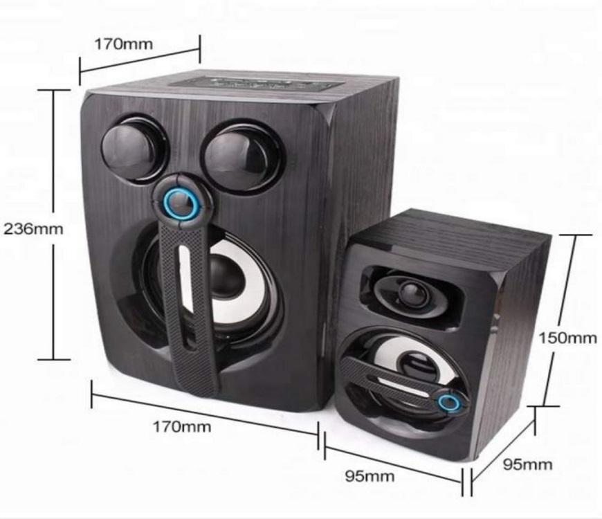 Kisonli TM-9000A Speaker