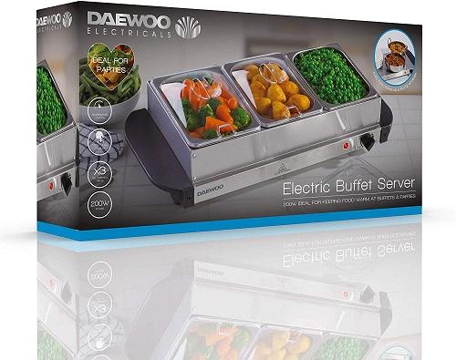 Daewoo buffet server 3 plateaux