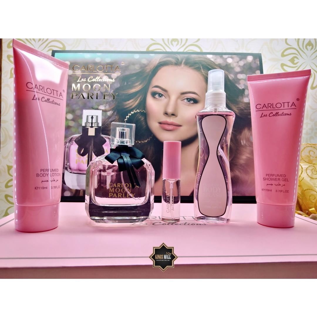 Coffret Parfum girl