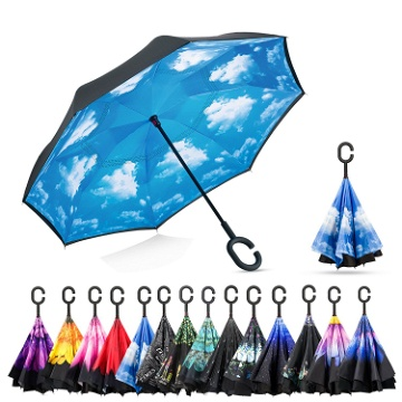 Parapluie Magic  -المظلة السحرية سهلة الحمل ولها مميزات عديدة و عملية