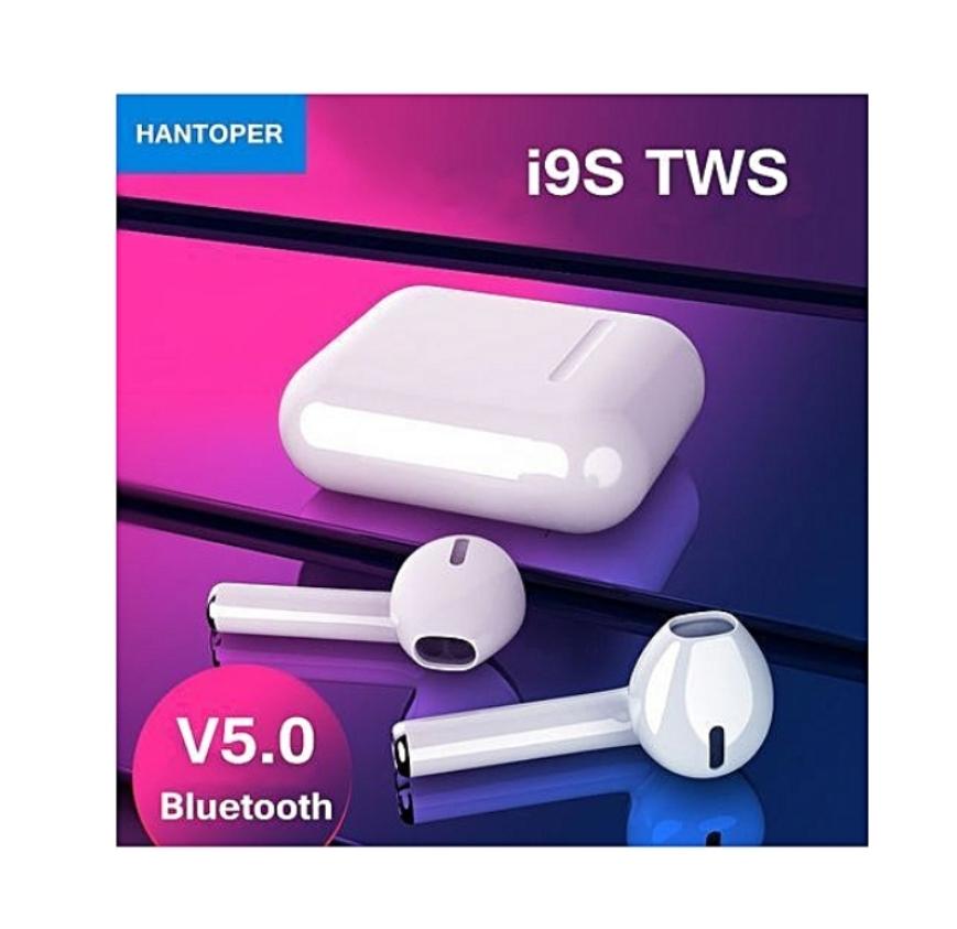 TWS Mini Bluetooth 5.0 sans fil  i9S