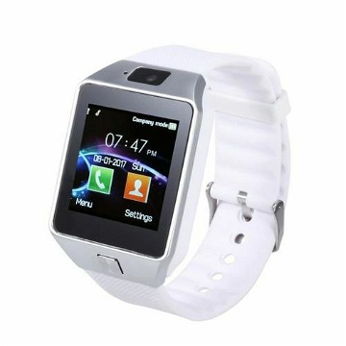 smart watch DZ09 montre Bluetooth & carte SIM gris