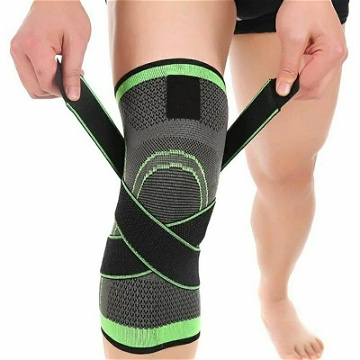 1PC Knee Support Professional Protectives Sports Knee Pad Breathable Bandage
