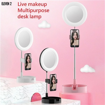 Ring Light pour Makeup Artist YouTuber Live Video Photography