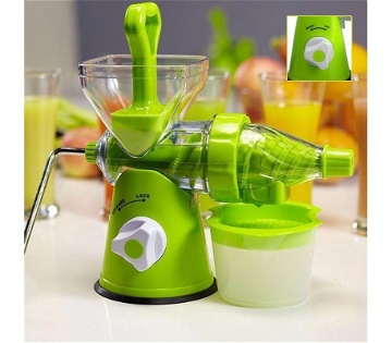 Manual Juicer - Green