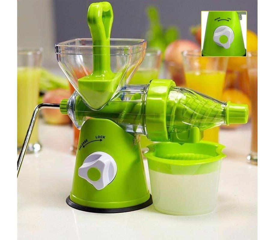 Manual Juicer - Green