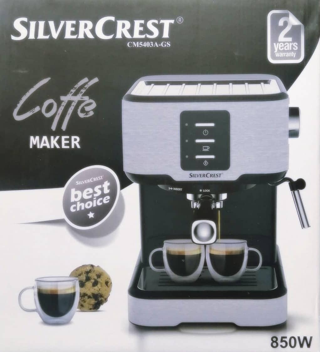 آلة تحضير القهوة من SilverCrest