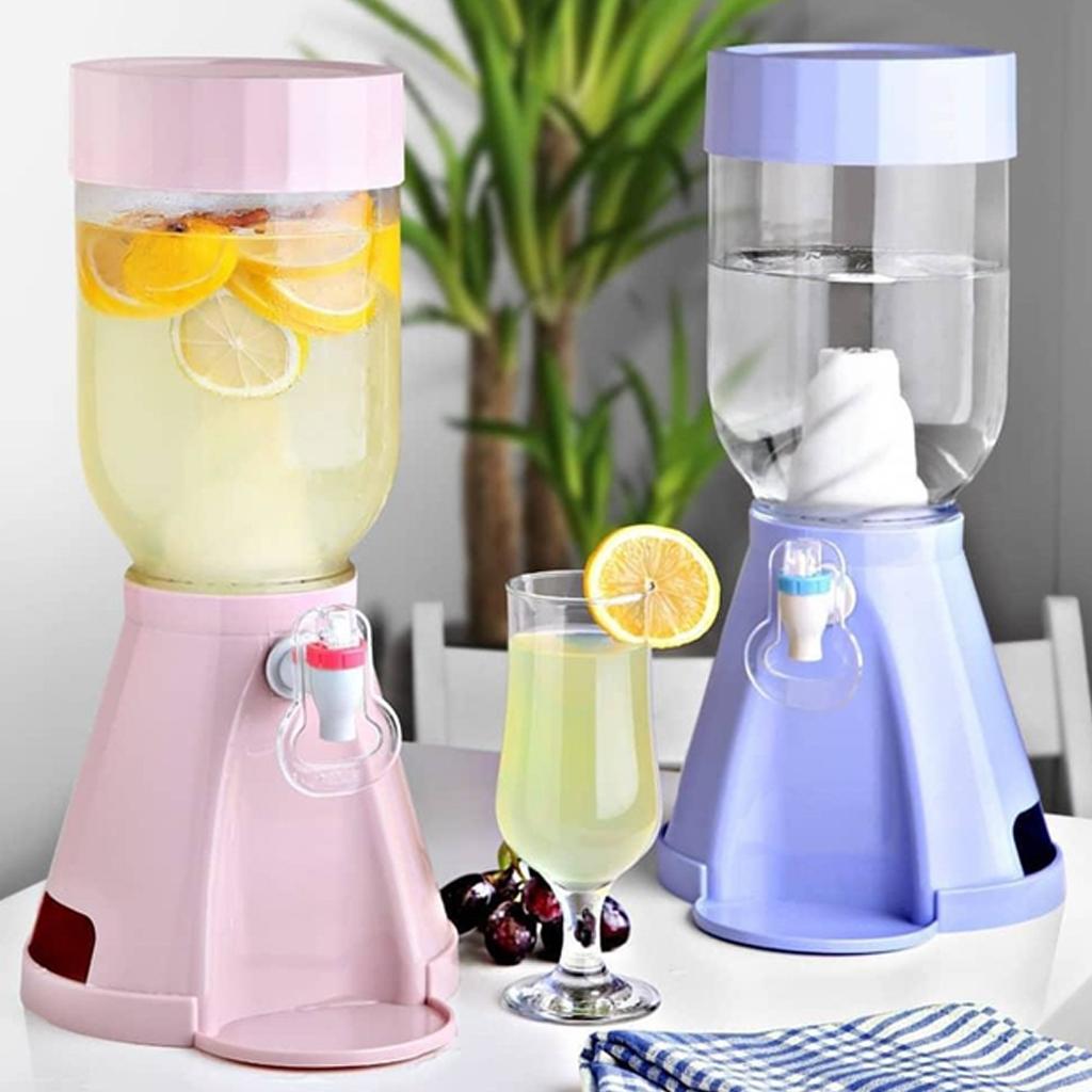 موزع العصير والمشروبات المنزلي