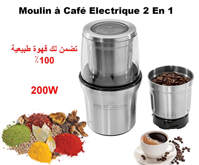 Moulin à Café Electrique طحونة القهوة الكهربائية