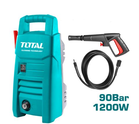 آلة التنظيف بالضغط العالي من total 1200w