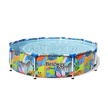 Bestway Steel Pro Safari Pool 3.05m x 66cm