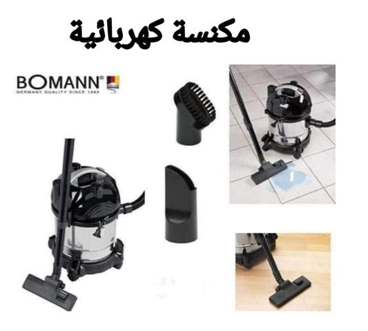 Aspirateur multifonction eau/poussière/soufflant 1600w BOMANN