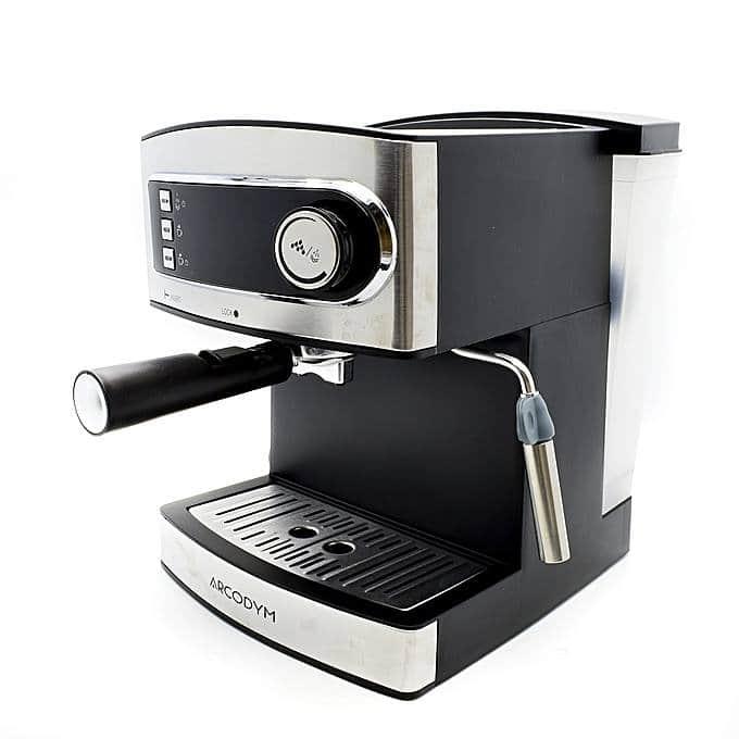 MACHINE À CAFÉ DOUBLE TASS ARCODYM 15 BAR