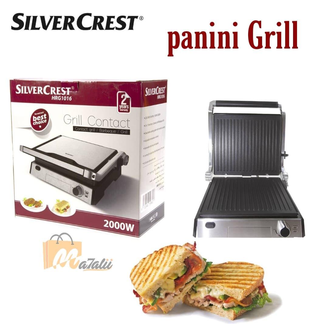 Panini Grill SilverCrest