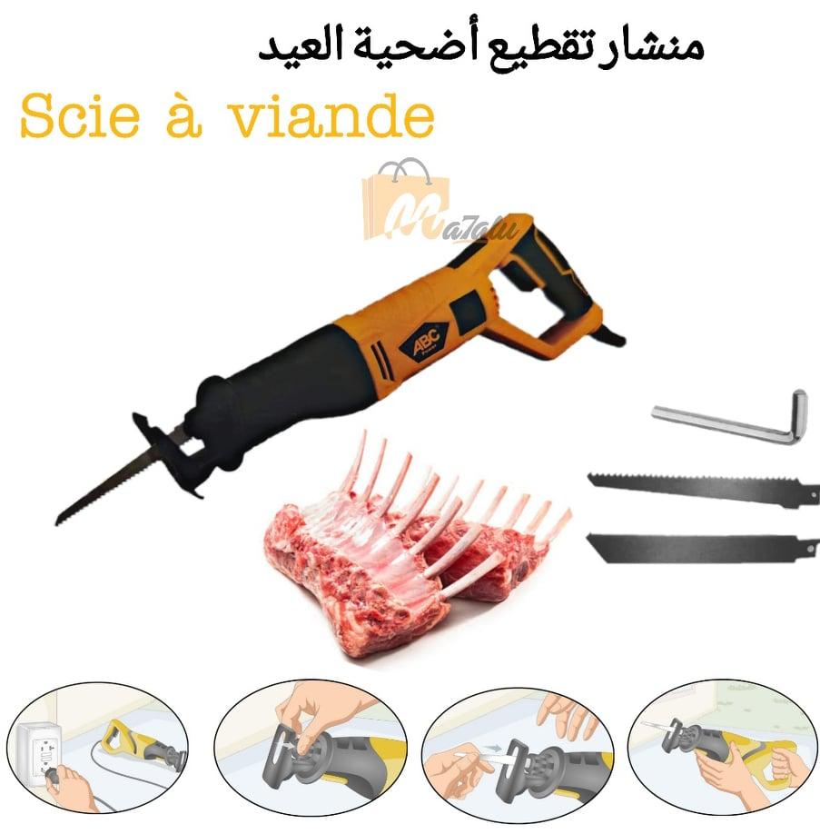 Scie à viande